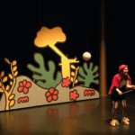 Scenography for children's play